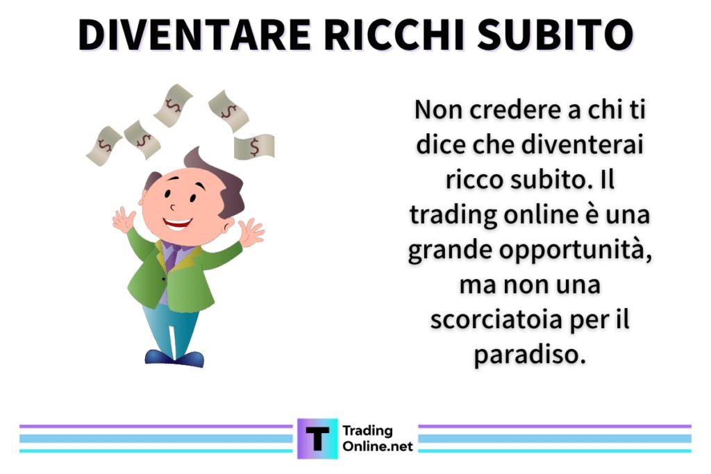 Ricchi subito - a cura di TradingOnline.net