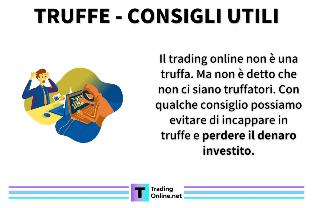 Truffe trading online - a cura di TradingOnline.net